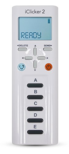 iClicker2 student remote cover