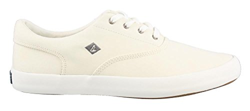 Mens White Casual Shoes - 4