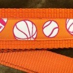 Lola's Limited Secret Powers Training Collar (2.3 mm, 12 prongs; Short Fur, 20.5''-24'' Neck) (2.3mm, 12prong, X-Large, Play Ball!) by Lola's Limited (Image #1)