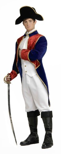 Forum Novelties Complete Napoleon Costume, Large (Hat Napoleon)