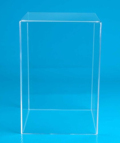 Acrylic Sided Display 18Hx12Wx12D thick product image