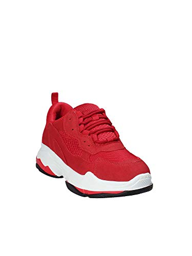 Sneakers Rosso B18 Gold Gt529 amp; Donna qwUWfHTCP