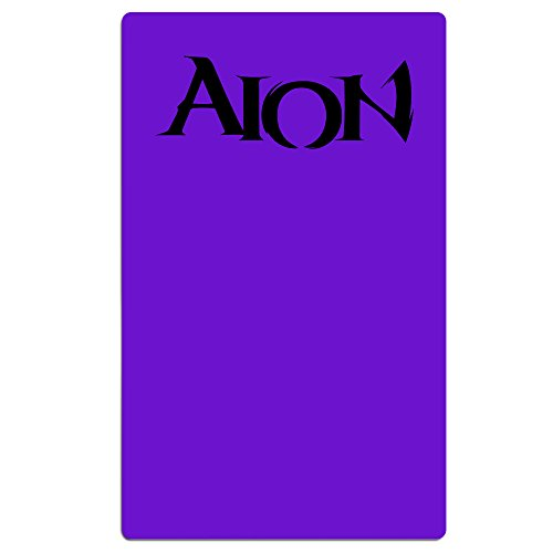 l 30x50 Inch AION Logo White (Liverpool Beach Towel)