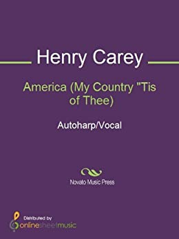 America My Country Quot Tis Of Thee Kindle Edition By