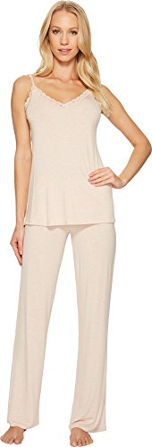 - Natori Women's Feathers Cami Pajama Heather Cameo Rose Womens X-Large / 18