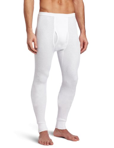 Rock Face Men's Tall 7 Oz Knit Bottom Basic Colors, White, (Rock Thermal)