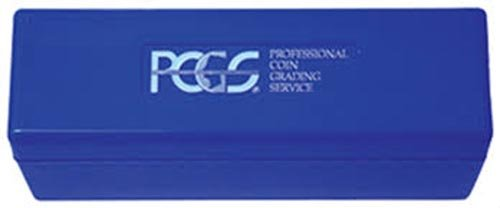 Pcgs Plastic Storage Box For 20 Slab Coin Holders 4