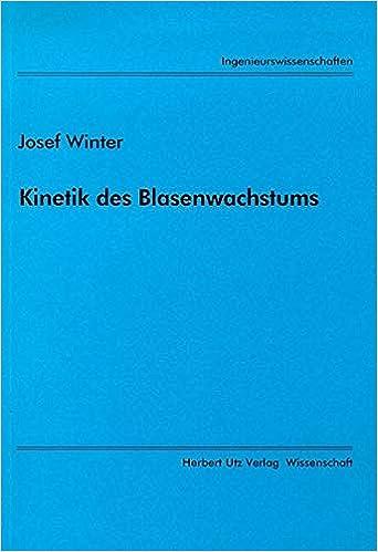 chemische thermodynamik einfuhrung fur chemiker und chemieingenieure studienbucher chemie german edition
