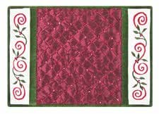 Poinsettia Placemat