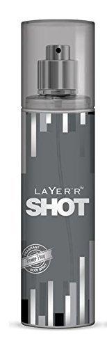 3 X Layer'r Shot Deodrant, Power Play, 135ml - (Pack of 3) Styledivahub® …