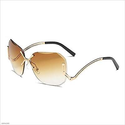 Gafas de sol clásicas para mujer Gafas de sol sin marco de ...