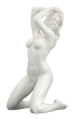 XoticBrands Nude Girl - 30111 (Glazed) - Artistic Nudes - Fine Porcelain -