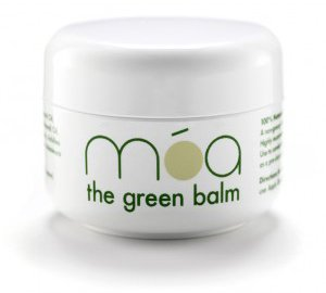 All Purpose All Natural Miracle Green the Moa Balm (50 ml)
