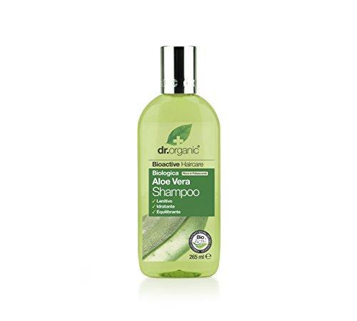 Organic Doctor Aloe Vera, Shampoo, 9 Fluid Ounce (Dr Vero)
