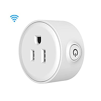 Soledpower Mini Smart Wifi Socket US Plug Remote Control Power Strip Timing Switch for Smart Home Automation Electronics System
