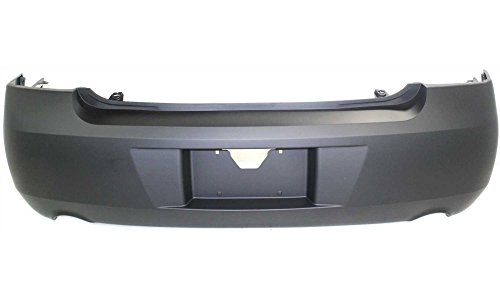 cover rear bumper - 8