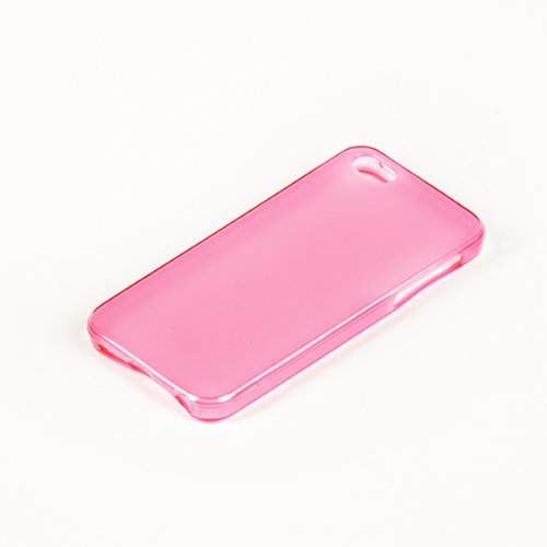 NFE² Light Pink Transparent Silicon Case für iPhone 5, 5s, iPhone SE