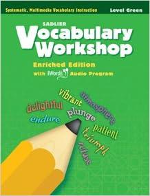 Image result for vocabulary sadlier grade 3 student book