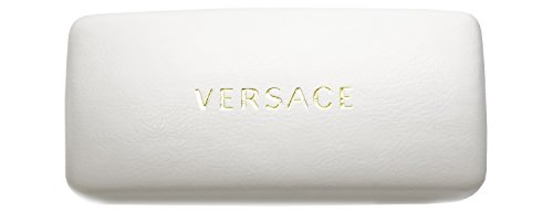 Versace White Leather Large Case,Case Only