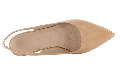 Women's Court beige Shoes Hispanitas nude 80gxg