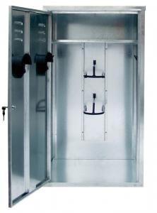 HKM 001193-70-1 Ledergurt mit Bauchschutz York, Cognac