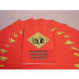 Respiratory Protection And Safety Booklets (B0000560EX)