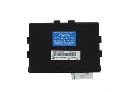 Genuine Toyota Accessories PT398-42080 Remote Engine Starter (Remote Starter For Rav4)