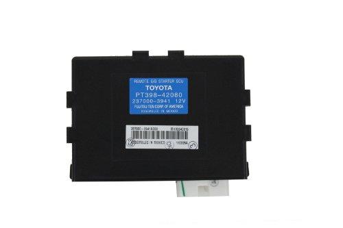 Genuine Toyota Accessories PT398-42080 Remote Engine - Toyota Engine Starter Remote