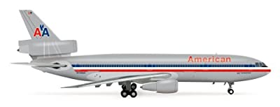 Daron Herpa American DC-10-30 Model Kit (1/200 Scale)