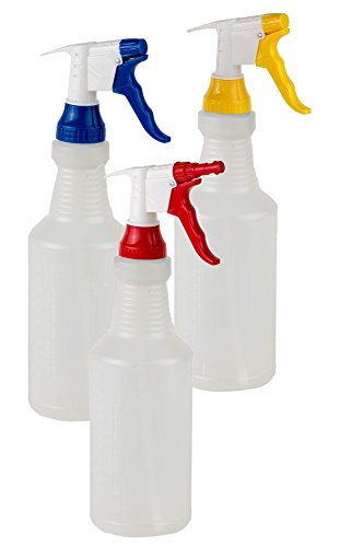 [해외]Proforce 상업용 스프레이 병 6 Ct-32 OZ / Proforce Commercial Spray Bottles, 6 Ct-32 OZ