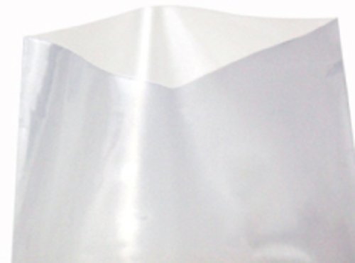 "Interplas PB21216 2 Mil Poly Bags, LLDPE, 16"" Length, 12"" Width (Case of 1000) from Interplas"