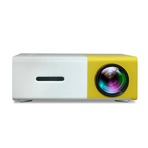 Overhead ProjectorsDigital Mini Projector Screen LED 4K LCD Child Home Theater Projector XUAYN.
