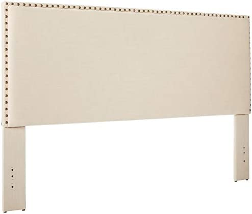 Linon Natural Contempo Headboard