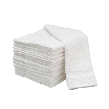 25DZ 300pcs NEW WHITE 22''X44'' 100% COTTON HOTEL BATH TOWELS (2nd Quality)