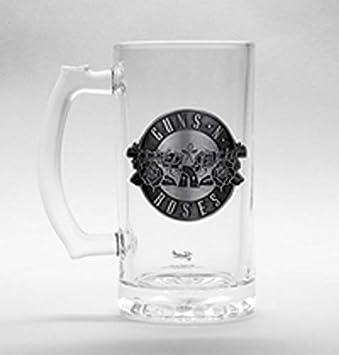 GB eye, Guns N Roses, Logo, Tanque de Cerveza
