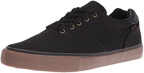 Skateboard Shoe Men's gum Black Dekline Wayland pExqtw00