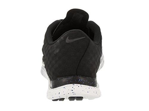 Nike Mens Gratis Hypervenom Låg Utbildning Skor Svart / Svart Elfenben Spel Royal