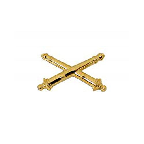 Ira Green Army Field Artillery Branch Insignia - Officer ()