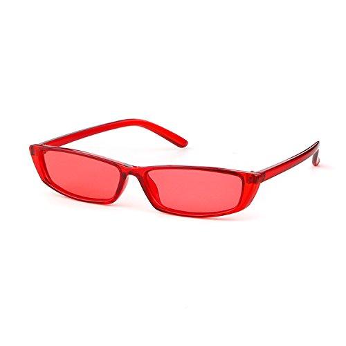 c98b3f5e30f0 ADEWU Rectangle Small Frame Sunglasses Fashion Designer Square Shades for  Women