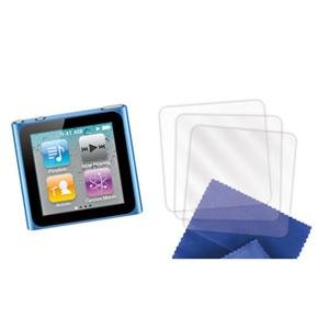 NEW Screen Care Kit Matte for Nano (Digital Media Players) (Care Griffin Screen Kit)