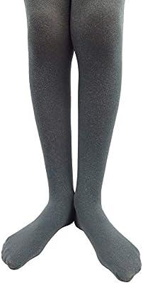 B, Black Butterfly Girls Lycra Opaque School Tights Stockings
