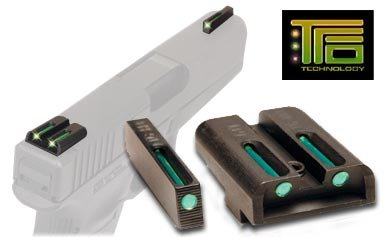 Truglo Glock Low TFO Handgun Sight, Outdoor Stuffs