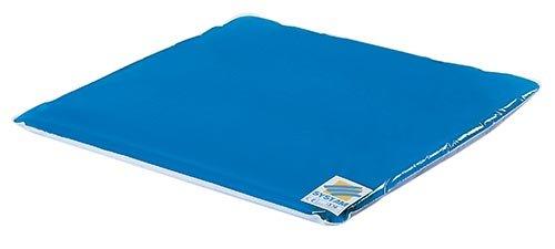 Cojín de silicona viscoelástica, 45 x 43 x 2,5 cm: Amazon.es ...