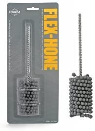 29mm Silicon Carbide Brush Research 1 1//8 Flex-Hone Cylinder Hone Tool 180 Grit