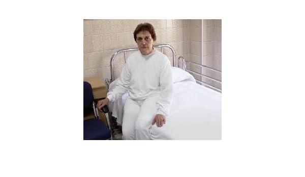 Ortotex Medical - Pijama antipañal largo con cremallera - SG, Tejido de punto - Elástico: Amazon.es: Hogar