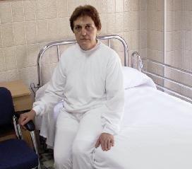 Ortotex Medical - Pijama antipañal largo con cremallera - SG, Tejido de punto - Elástico
