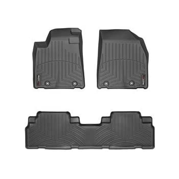 2013 2015 Lexus RX Weathertech Floor Liners Full Set (Includes 1st And