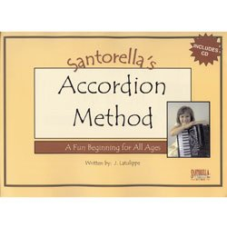 (Accordion Method 1A (Book and CD))