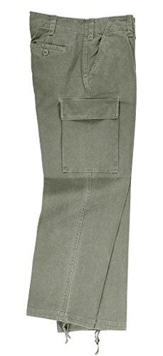 de calidad campo importaci Resistente en de lavados pantalones use alemana La probados y piedra en Bundeswehr ZXqrwOqI