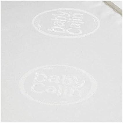 60 x 120 x 10 cm Babycalin-Colch/ón Dril tratamiento Aegis